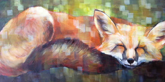what-do-foxes-dream